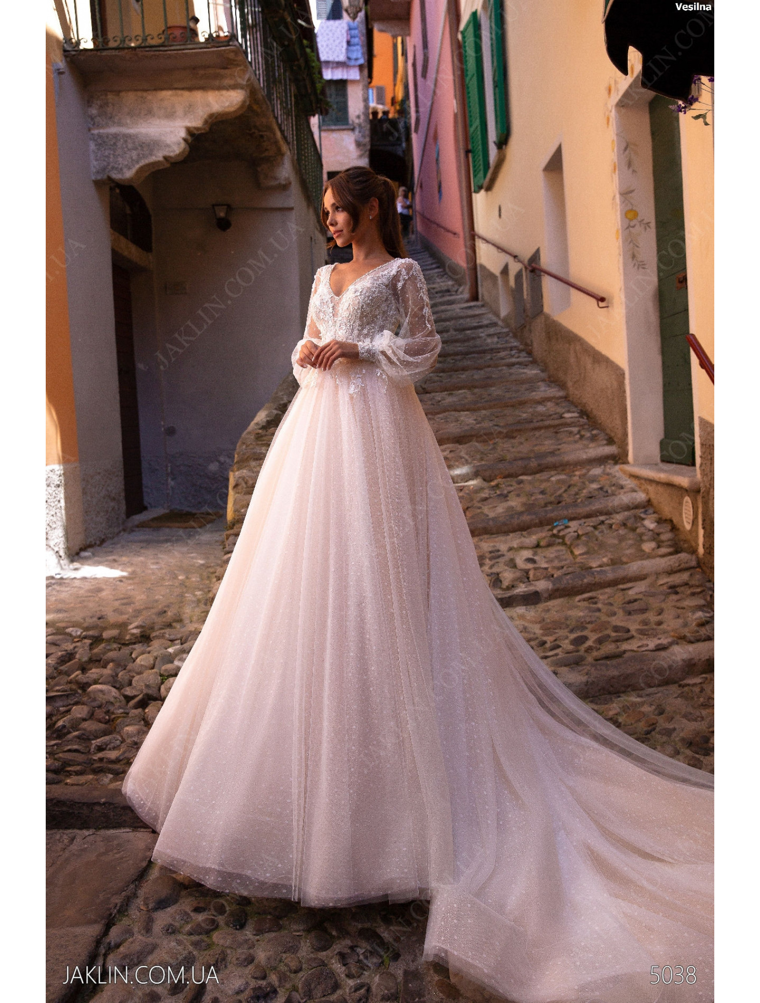 Wedding dress 5038