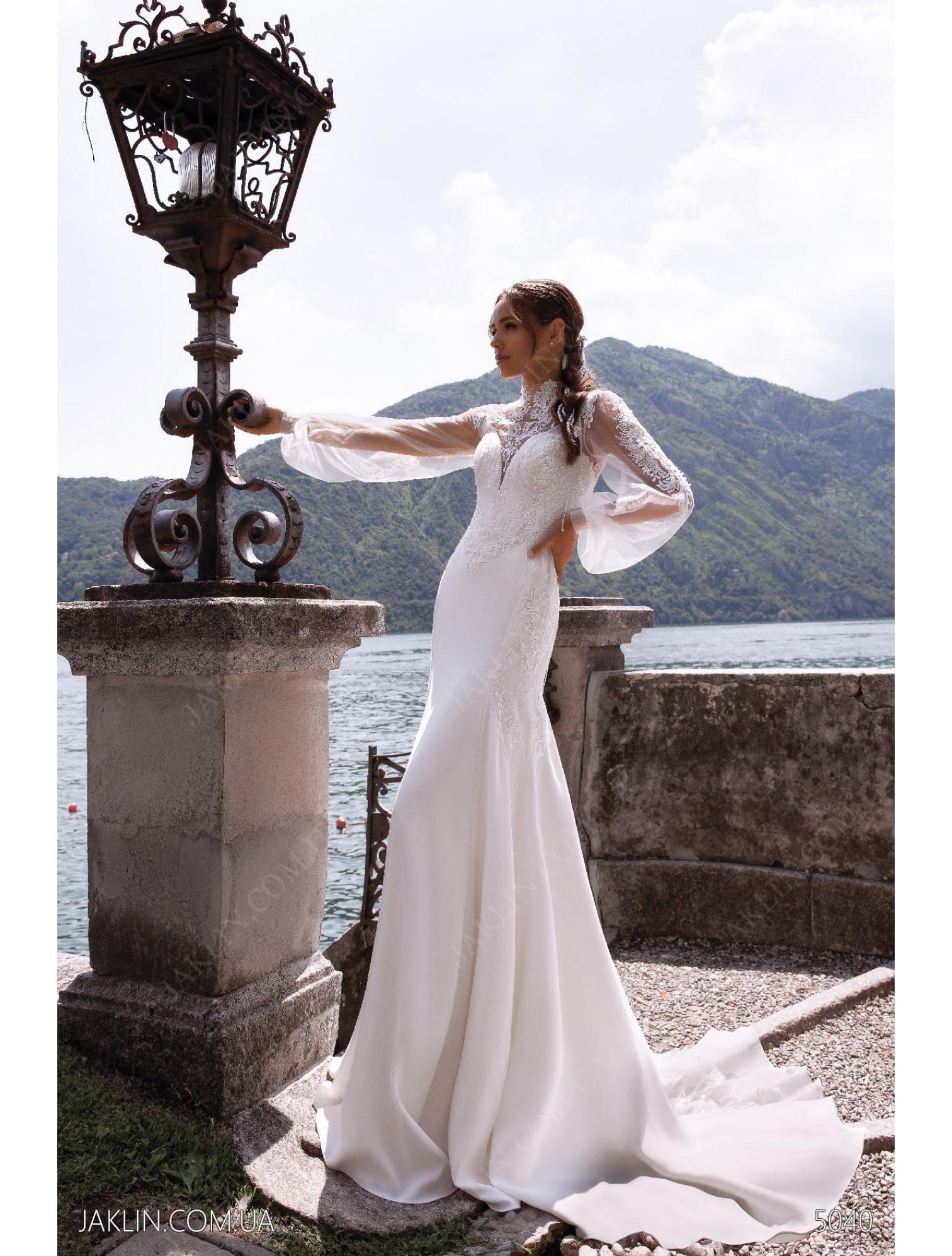 Wedding dress 5040