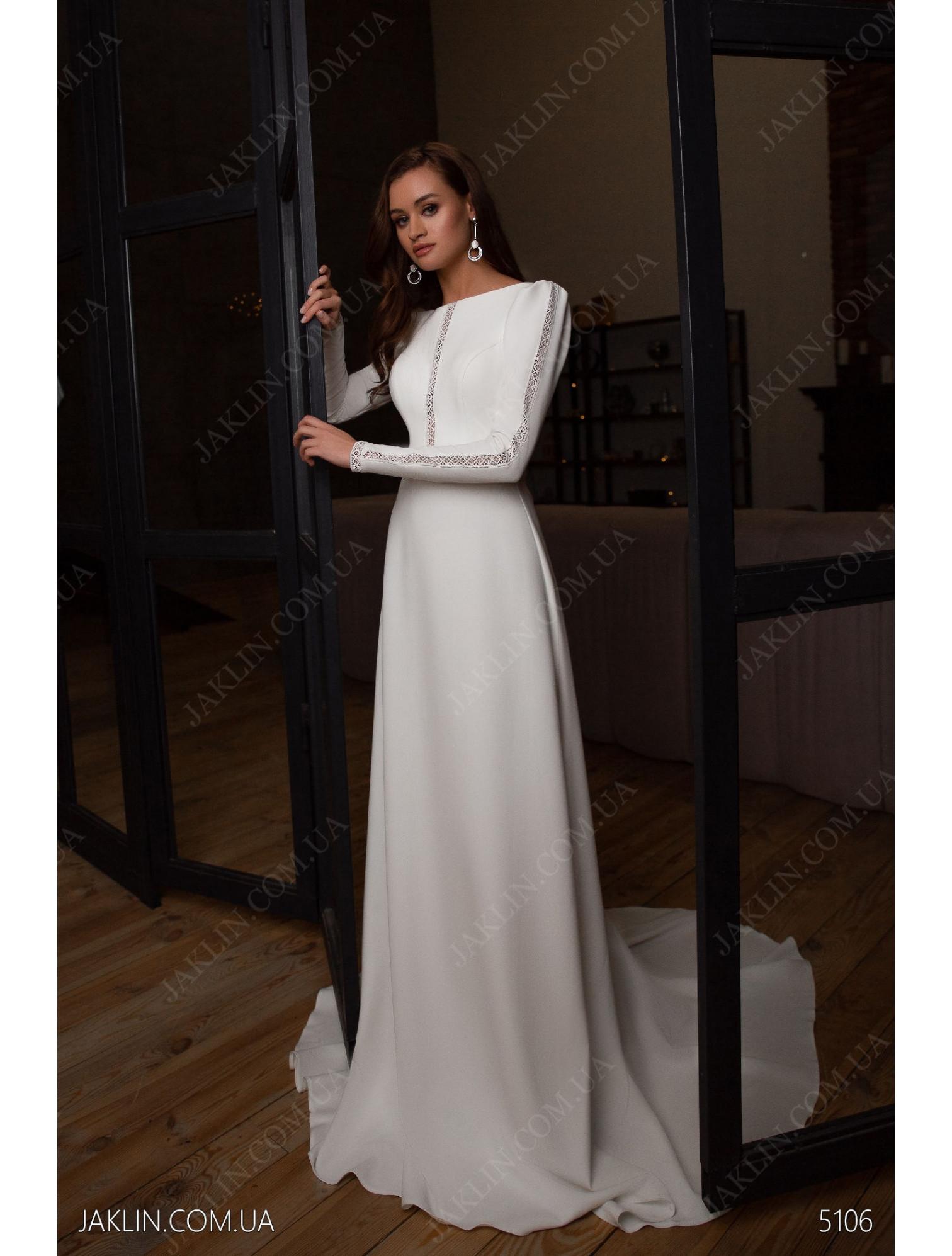 Свадебное платье 5106