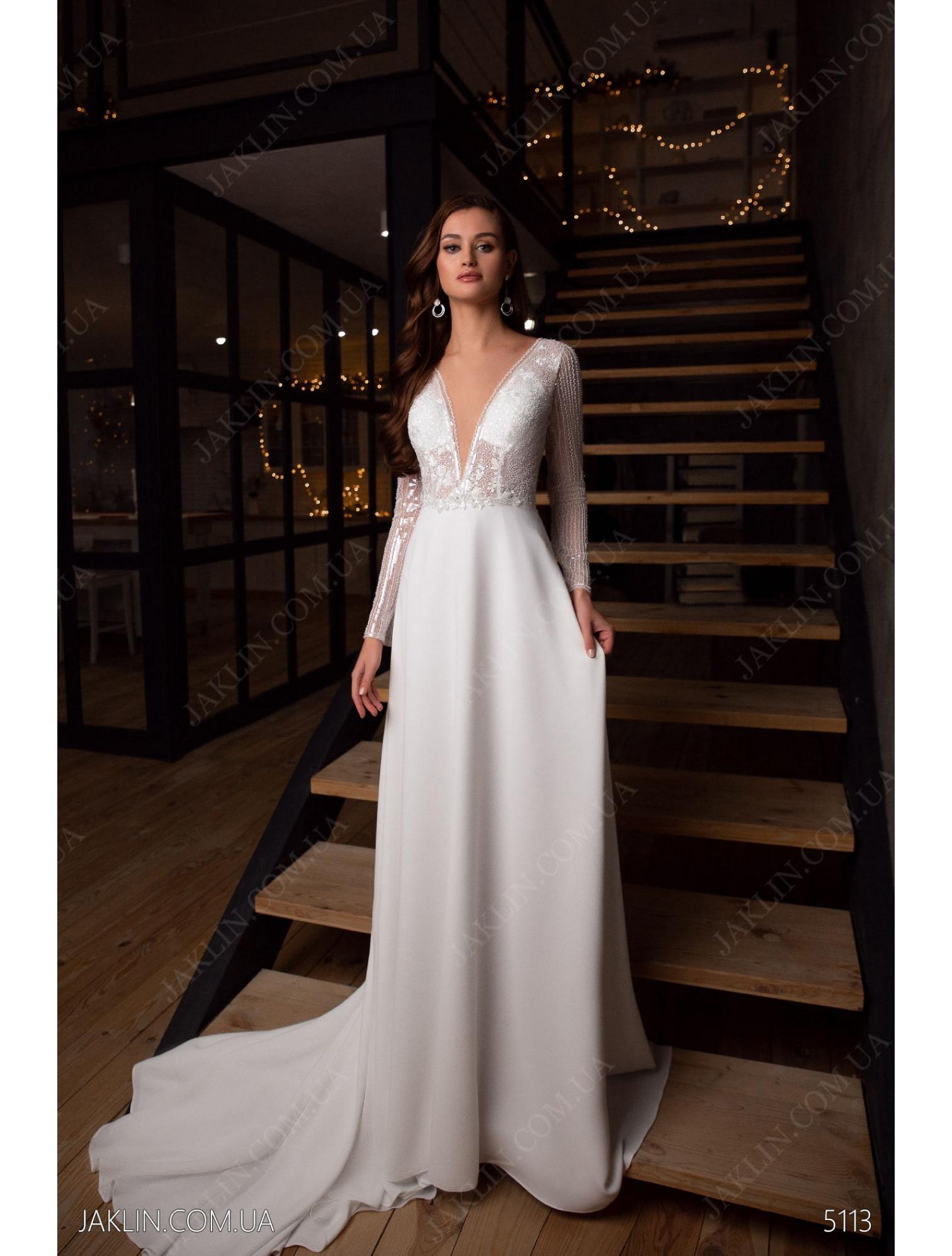 Весільна сукня 5113