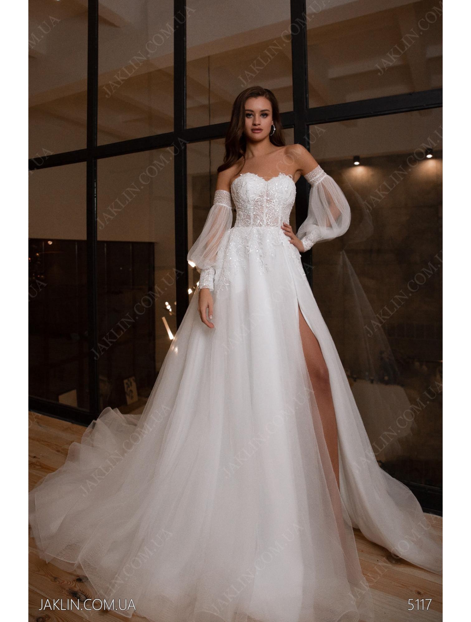 Wedding dress 5117
