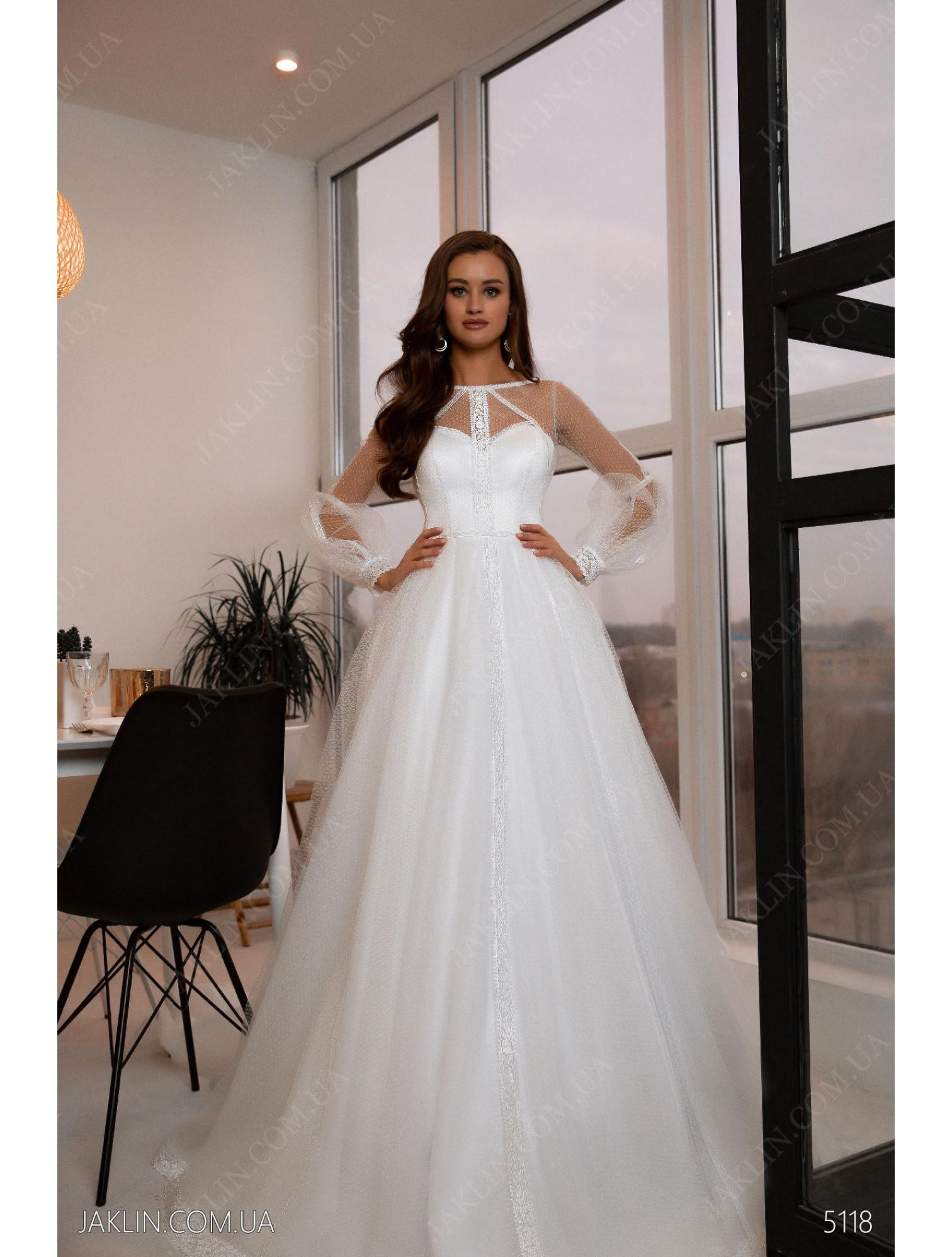 Wedding dress 5118