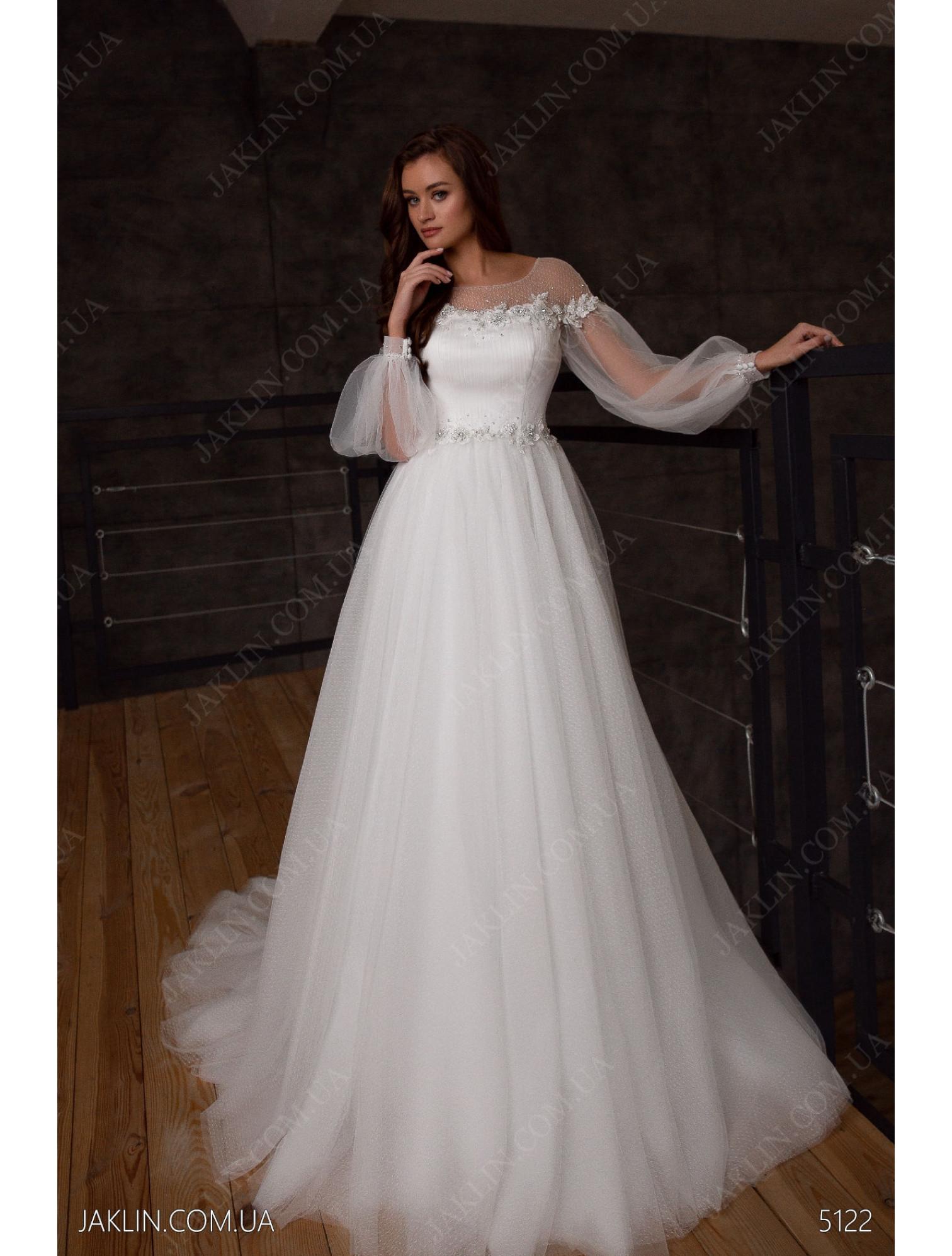 Wedding dress 5122