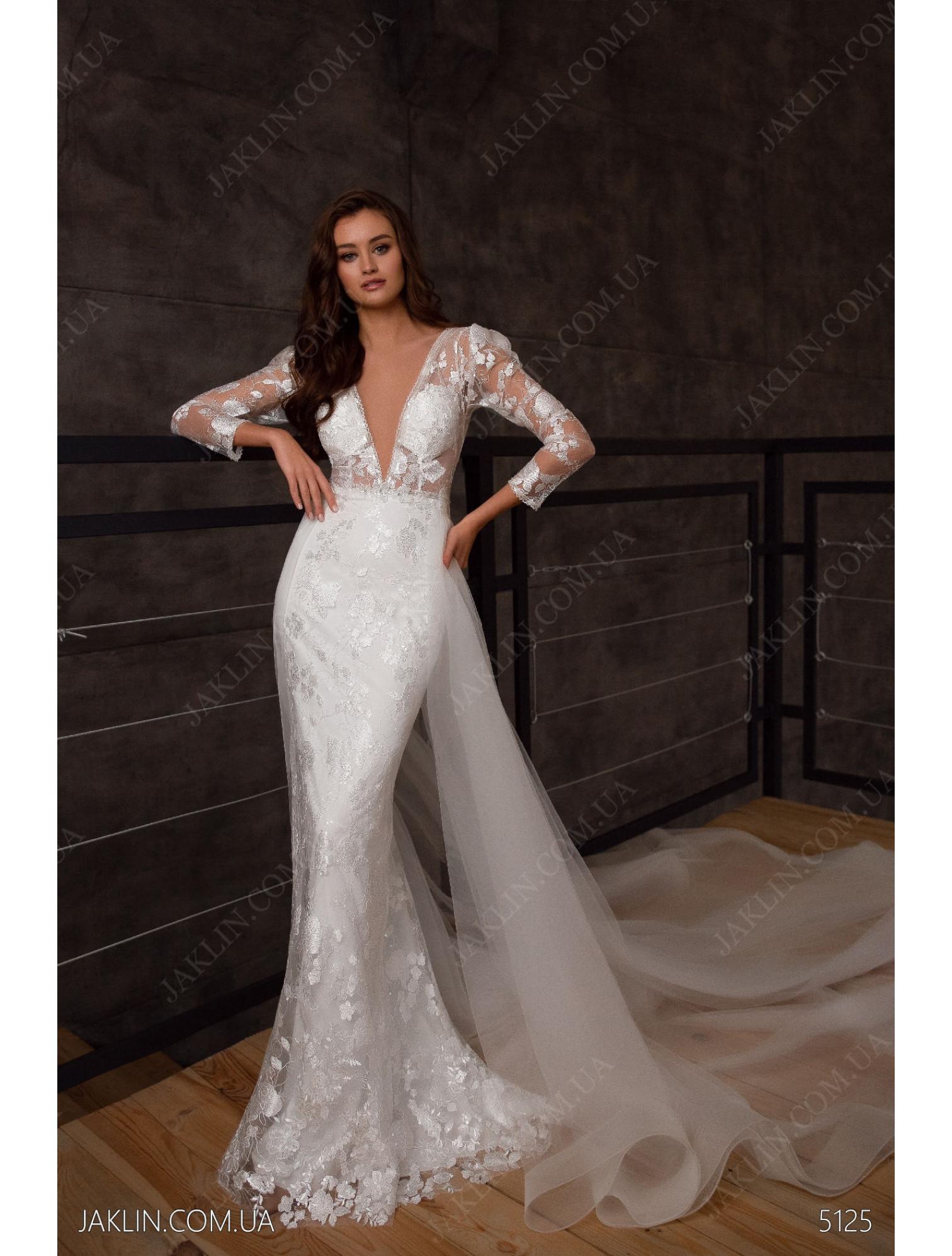Wedding dress 5125