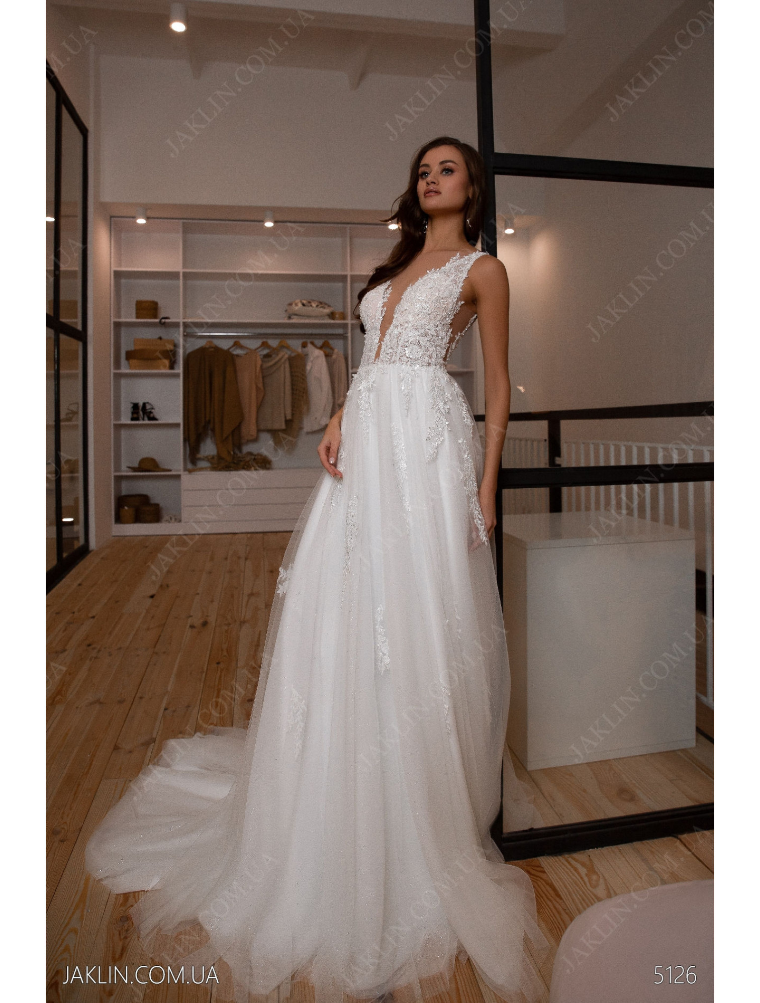 Весільна сукня 5126