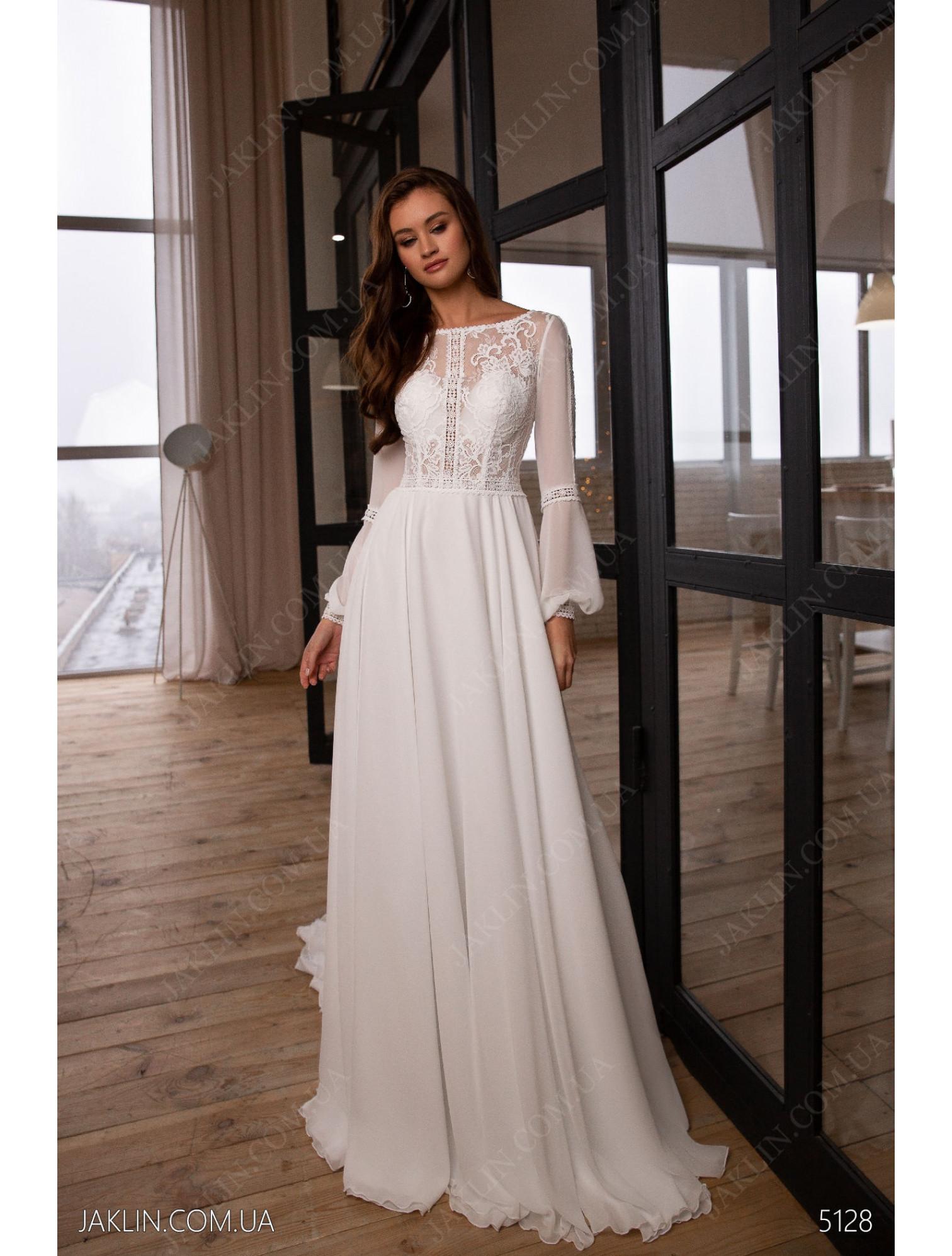 Свадебное платье 5128