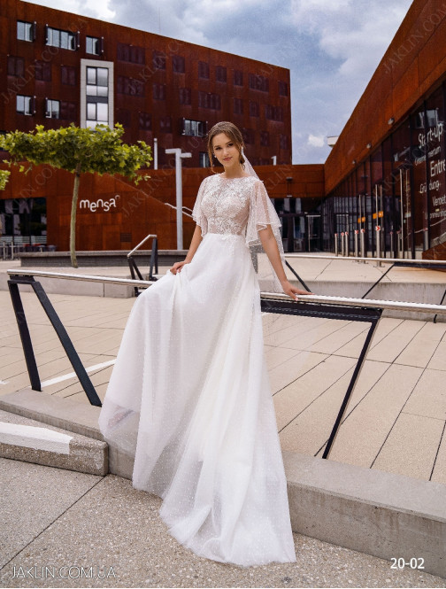 Wedding dress 20-02