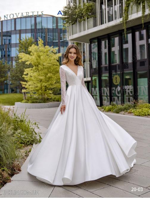 Wedding dress 20-03