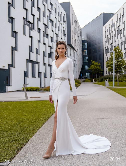 Wedding dress 20-04