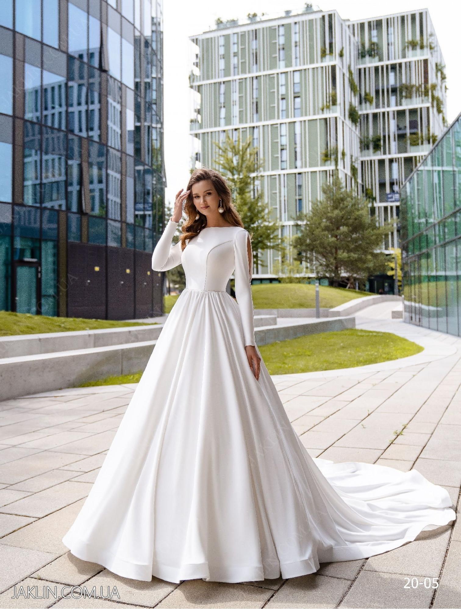 Весільна сукня 20-05