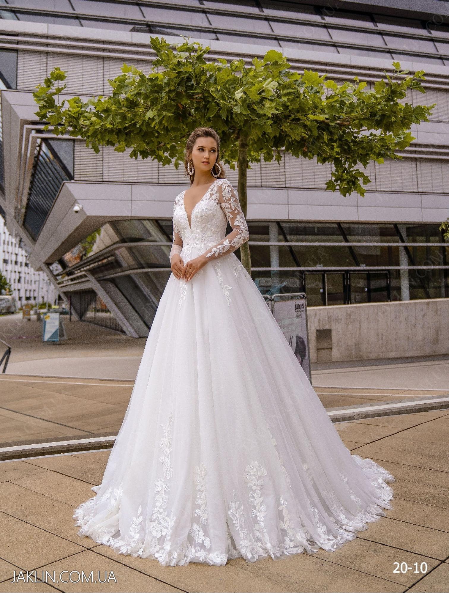 Wedding dress 20-10