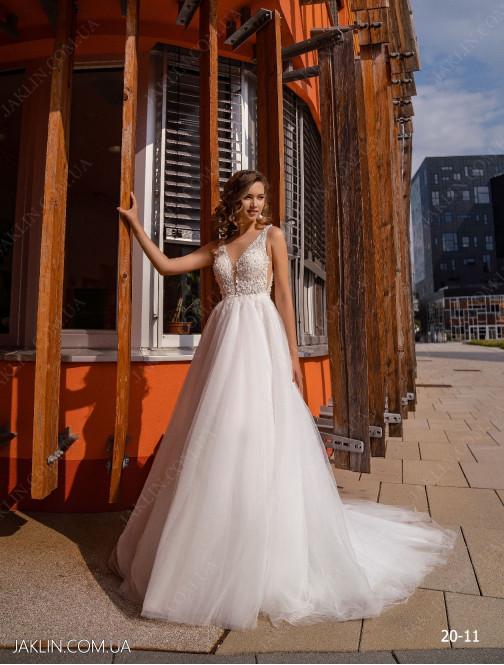 Wedding dress 20-11