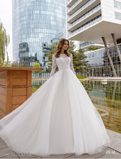 Wedding dress 20-12