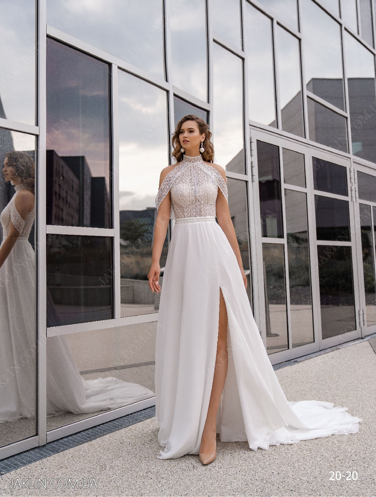 Wedding dress 20-20