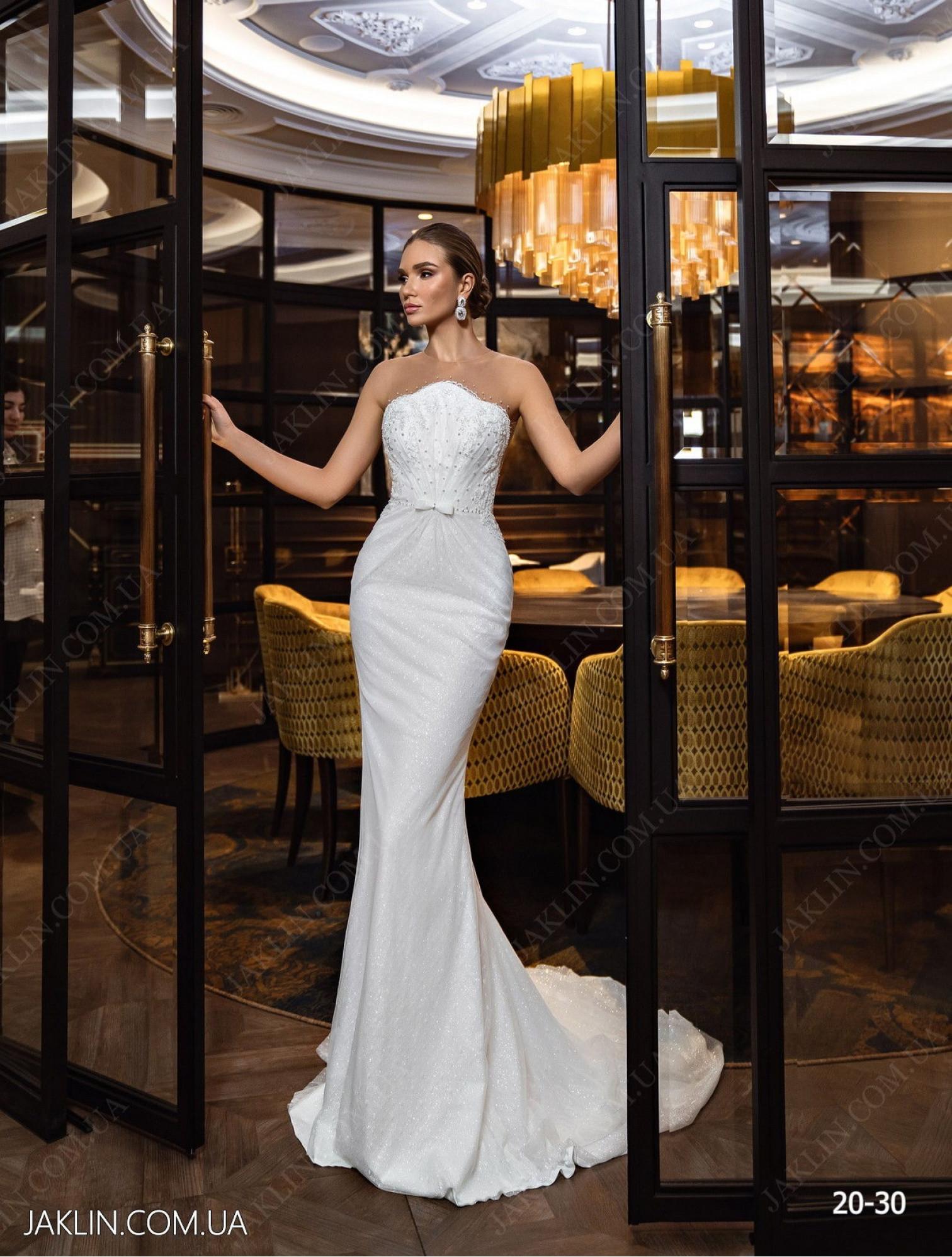 Wedding dress 20-30