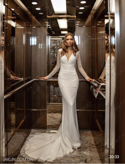 Свадебное платье 20-33