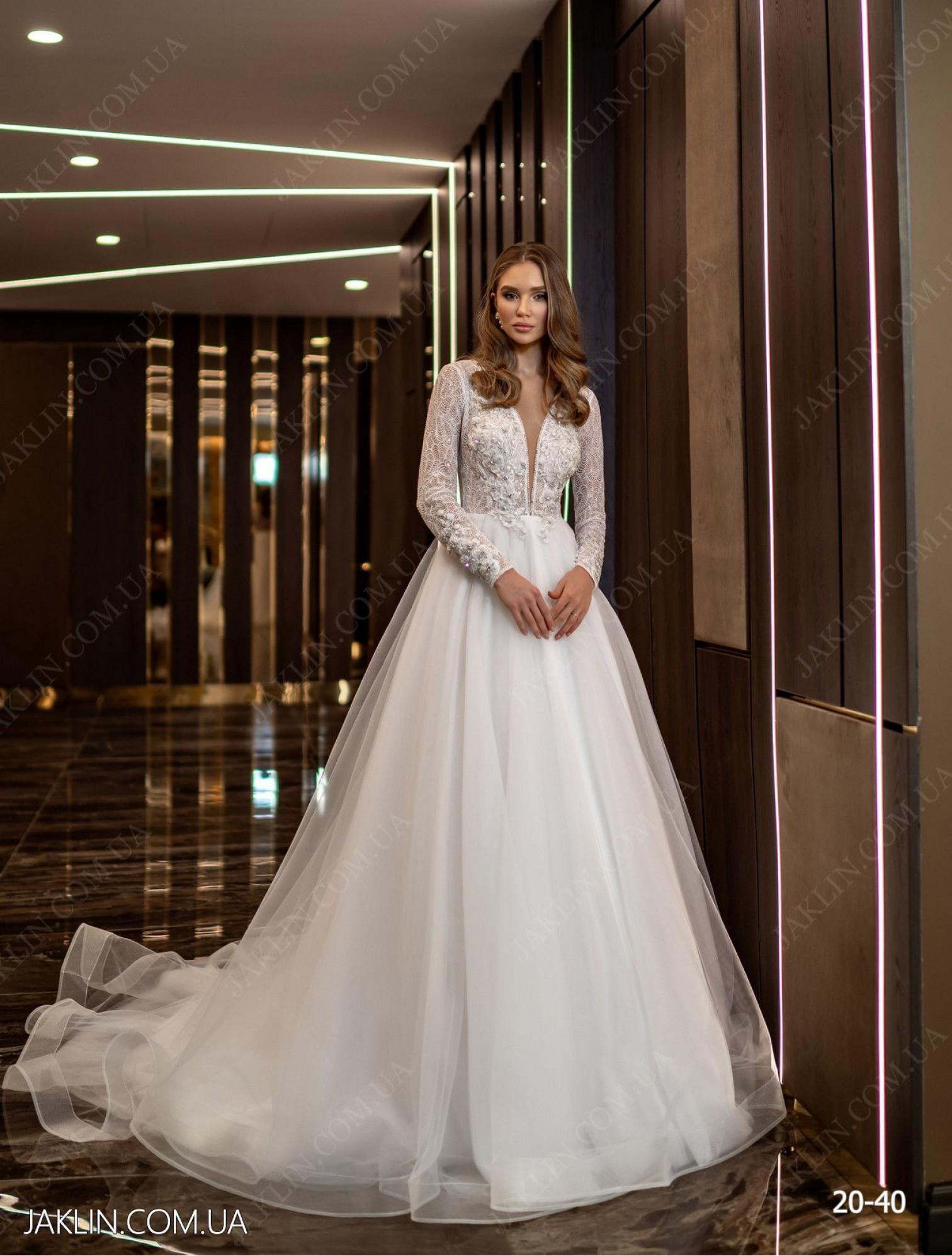 Весільна сукня 20-40