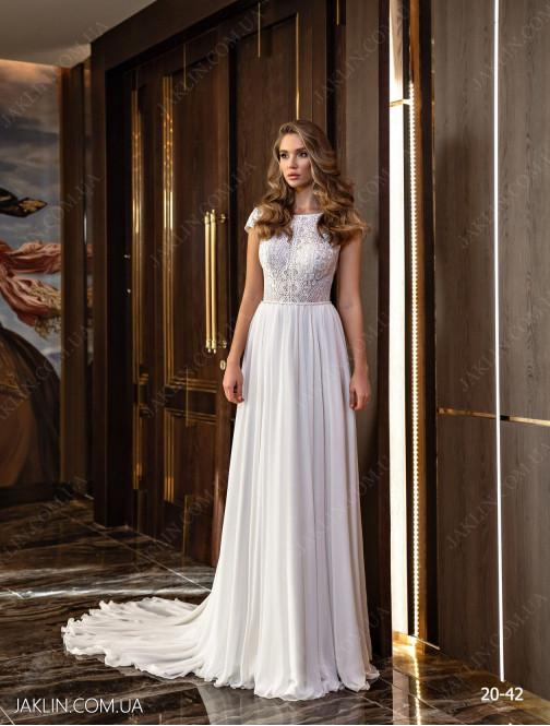 Свадебное платье 20-42