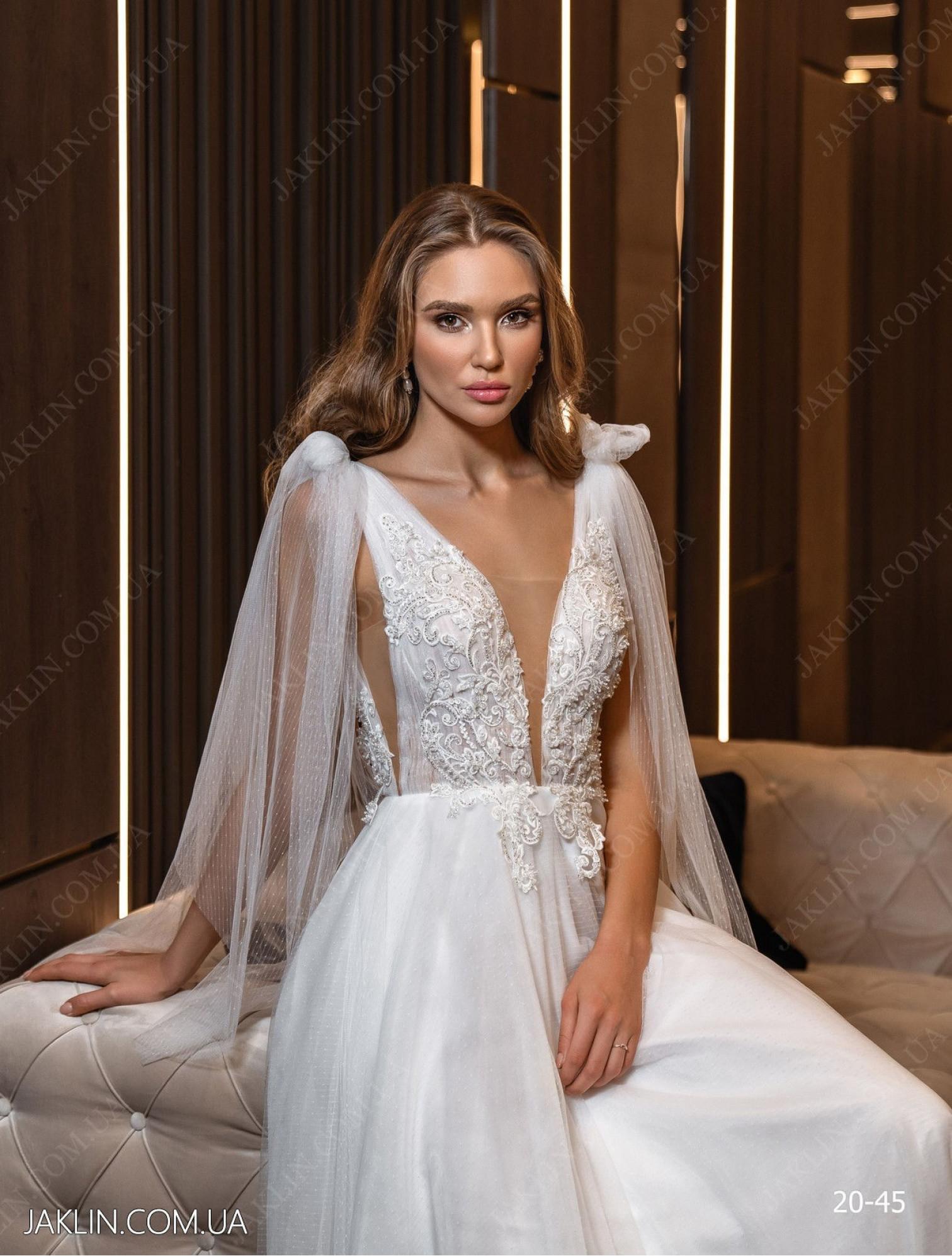 Весільна сукня 20-45