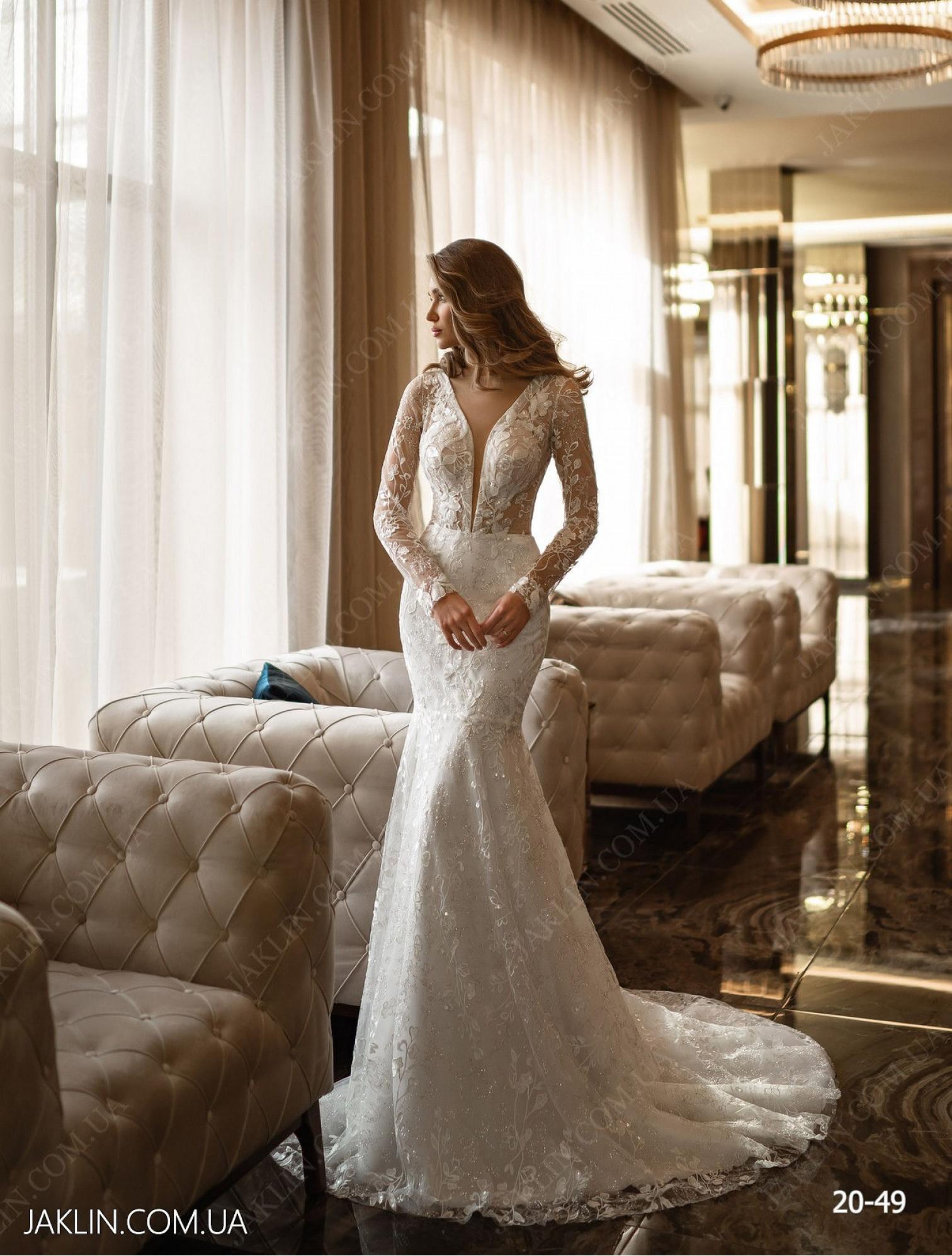 Весільна сукня 20-49