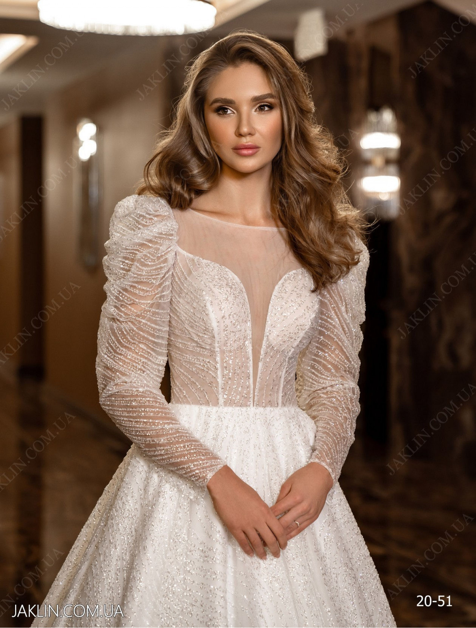 Весільна сукня 20-51