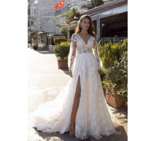 Wedding dress 5201