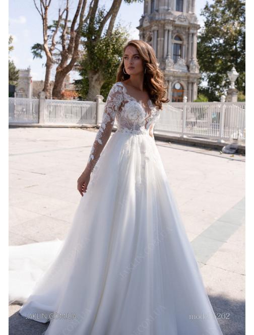 Свадебное платье 5202