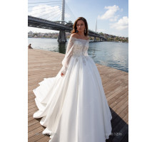 Wedding dress 5206