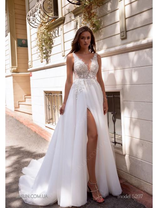 Wedding dress 5207