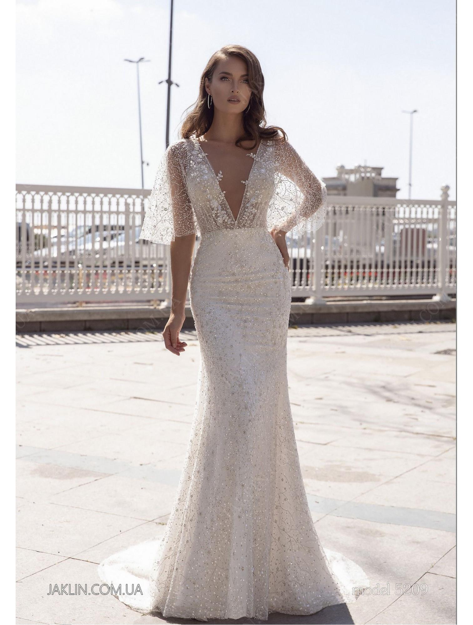 Весільна сукня 5209