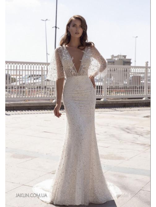 Wedding dress 5209