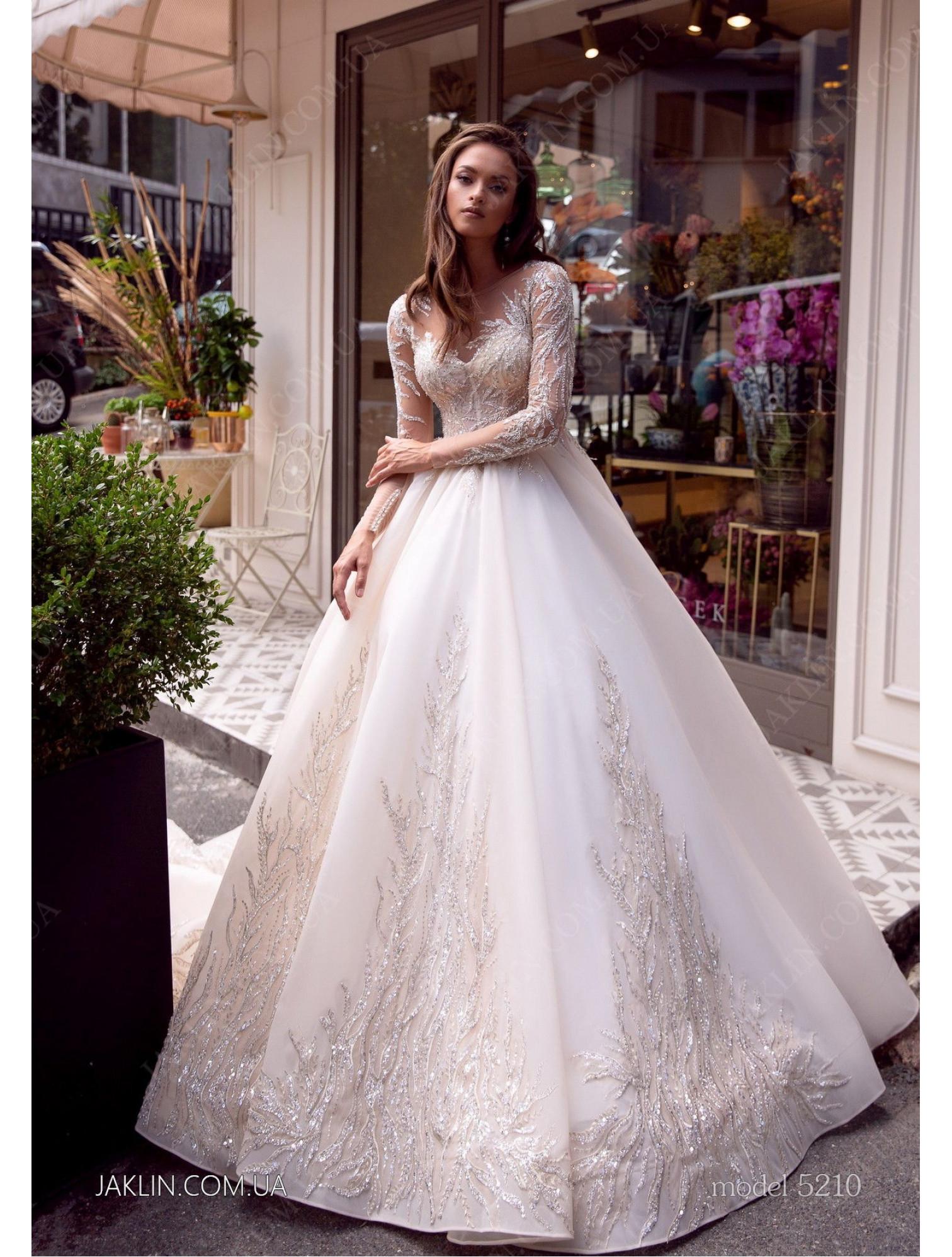 Весільна сукня 5210