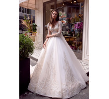 Wedding dress 5210