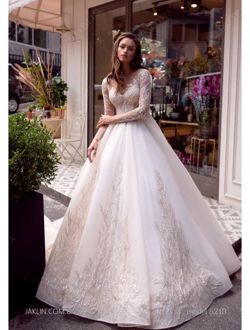 Wedding dress 5210