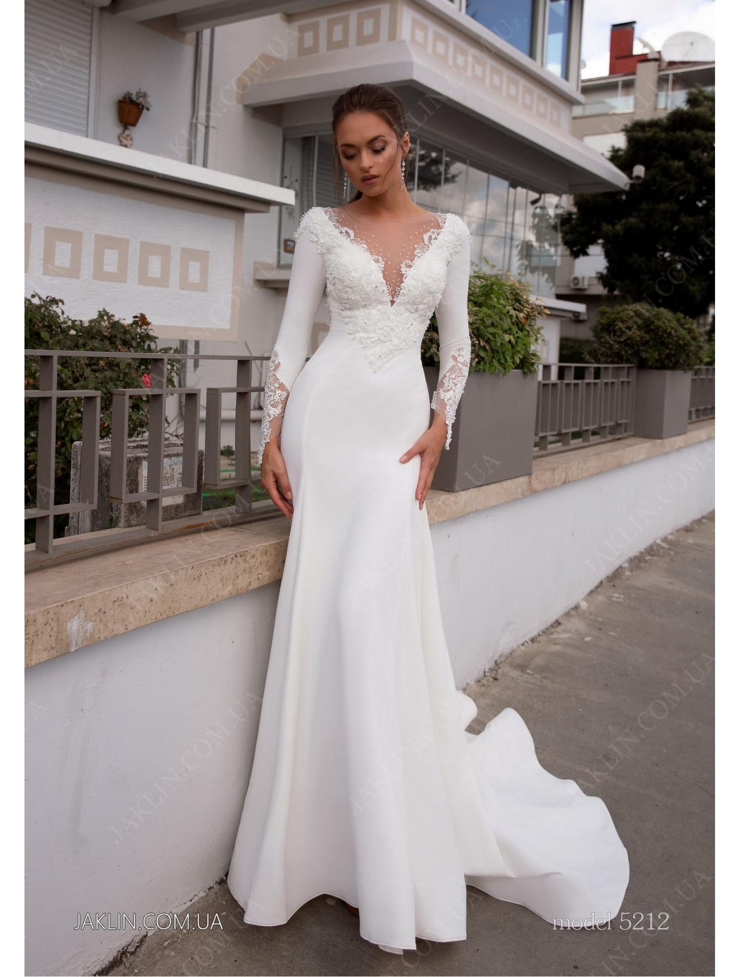 Весільна сукня 5212