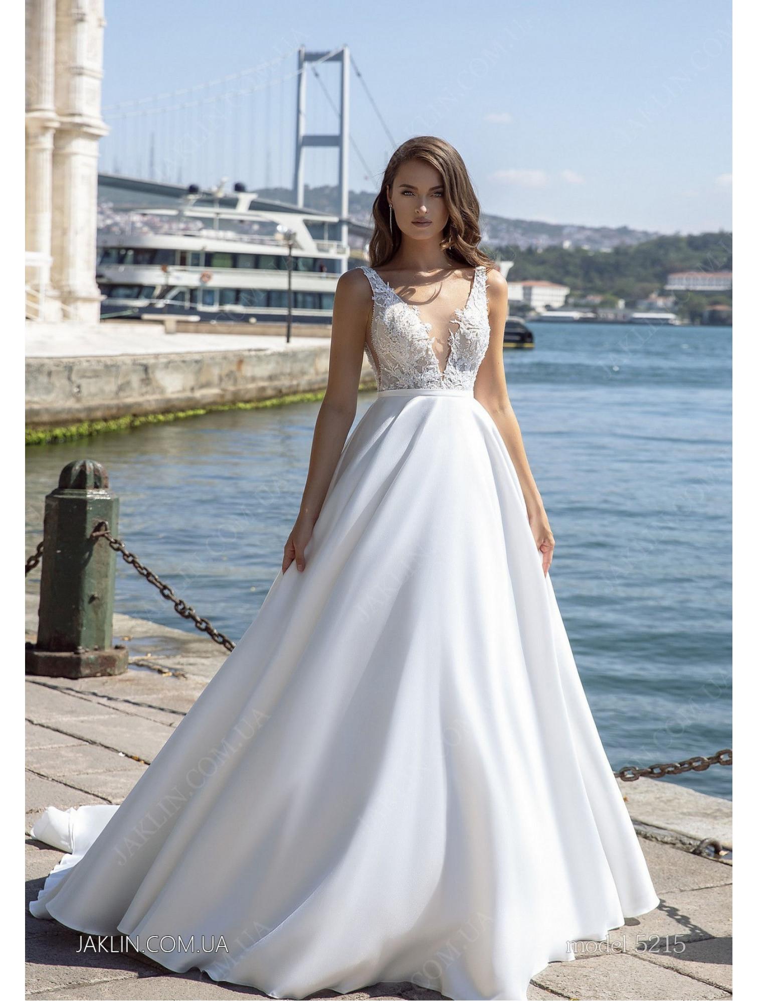 Весільна сукня 5215