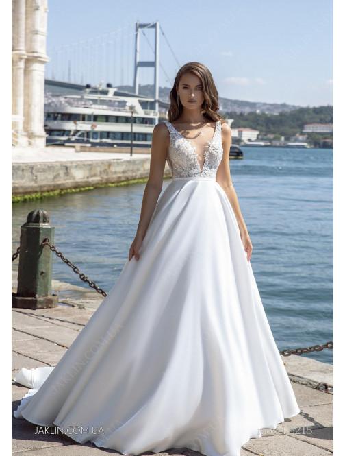 Свадебное платье 5215