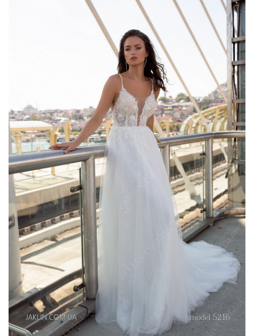 Свадебное платье 5216