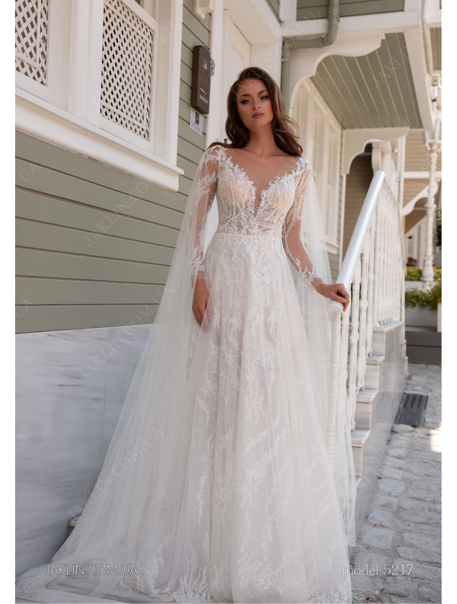 Свадебное платье 5217