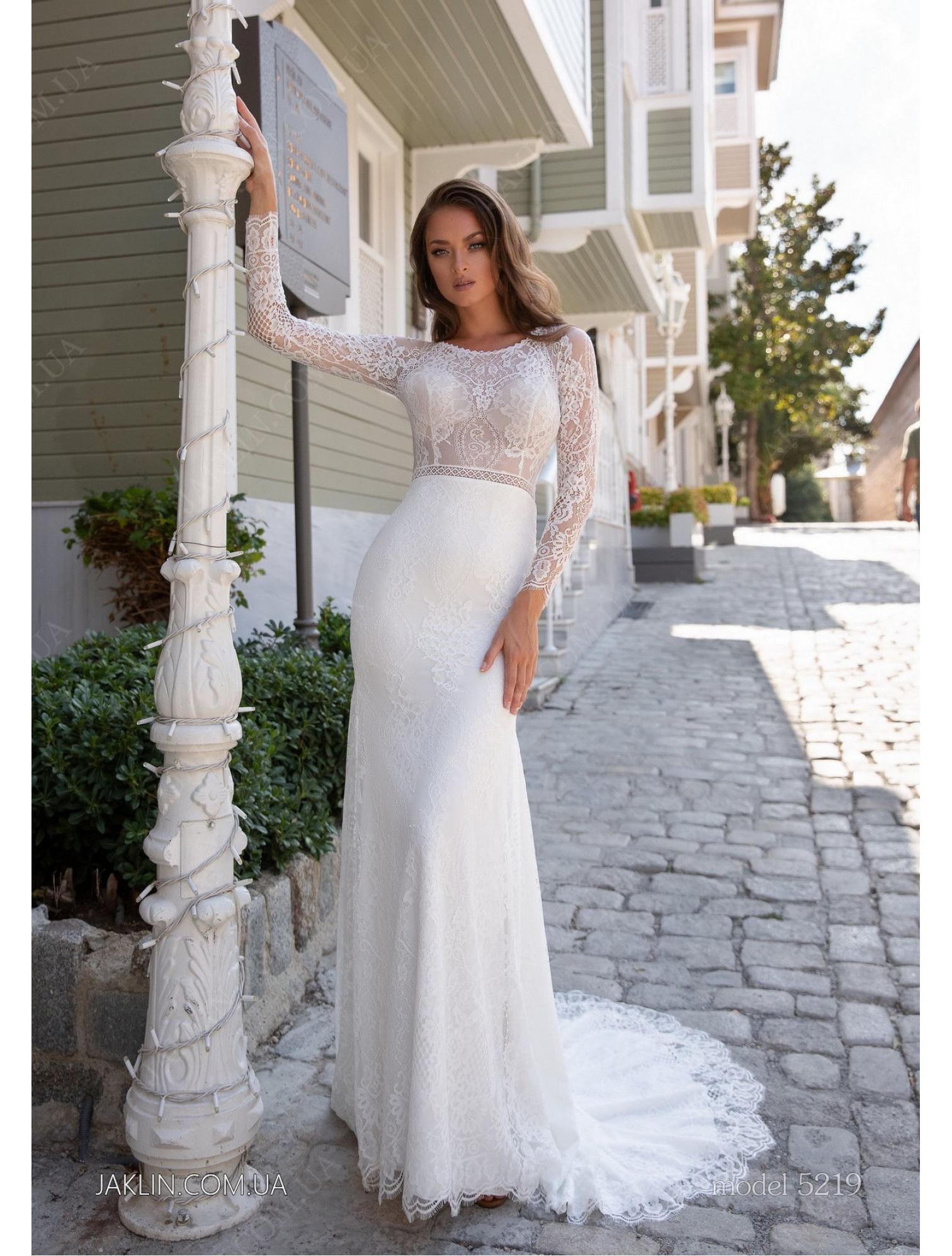 Свадебное платье 5219