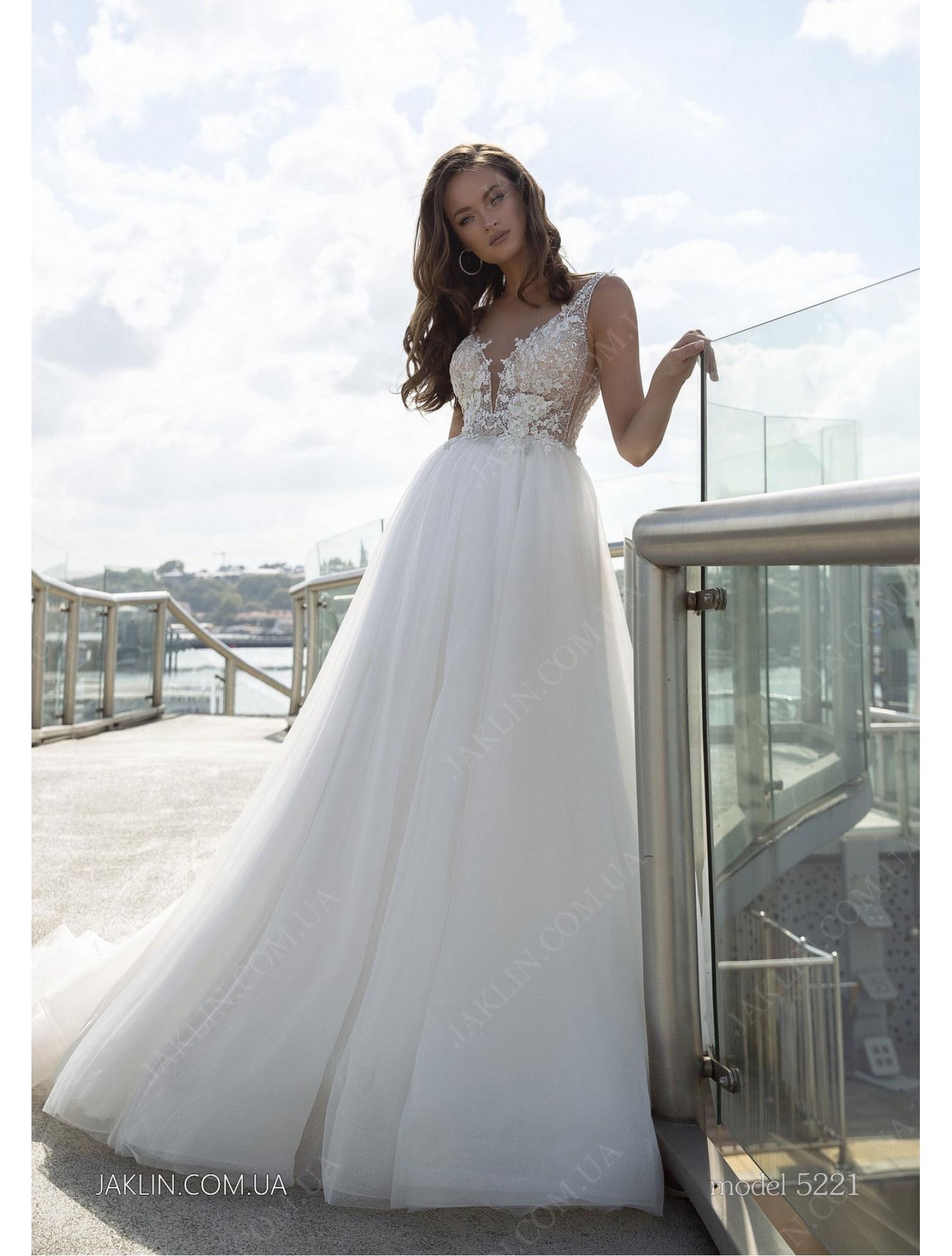 Wedding dress 5221