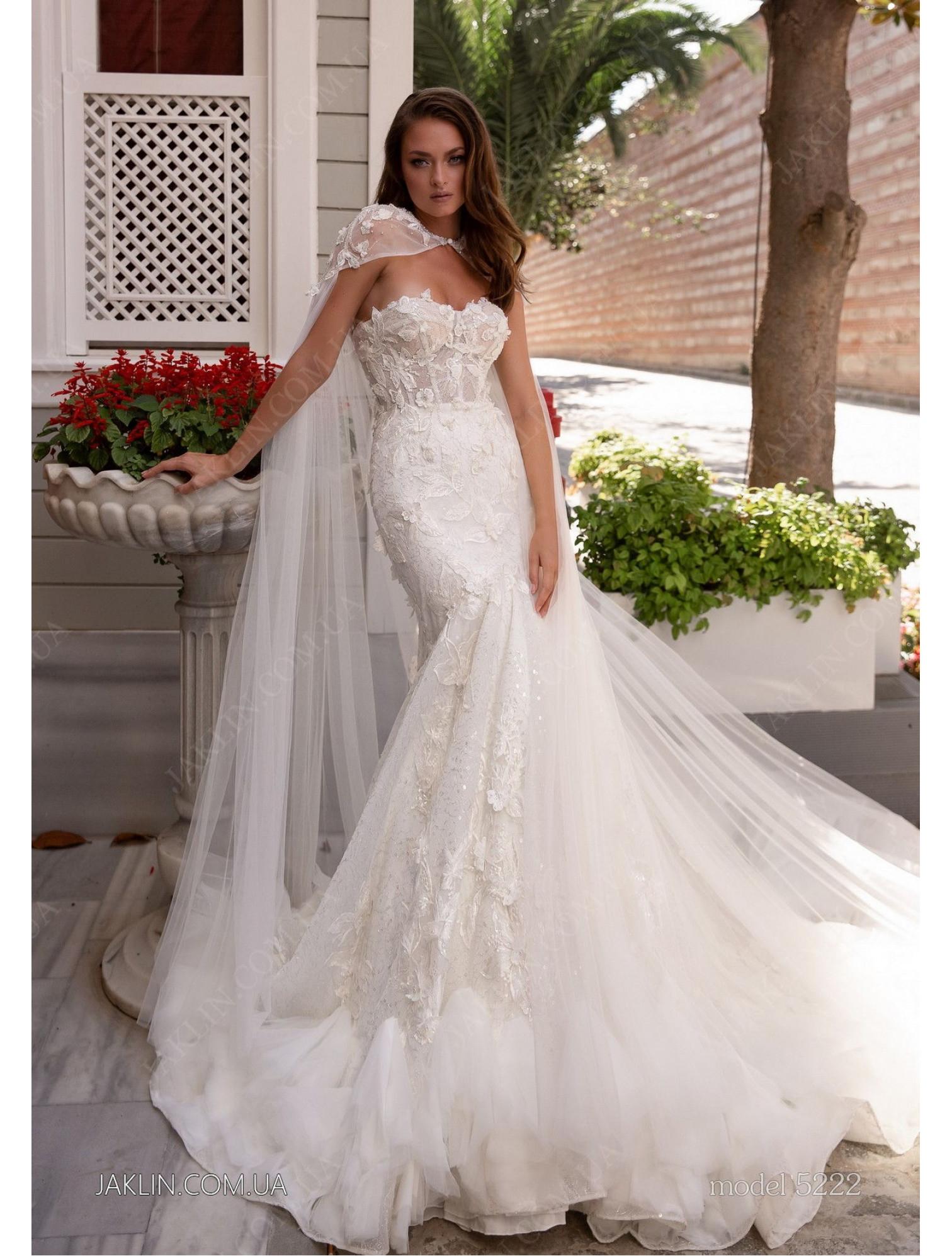 Свадебное платье 5222