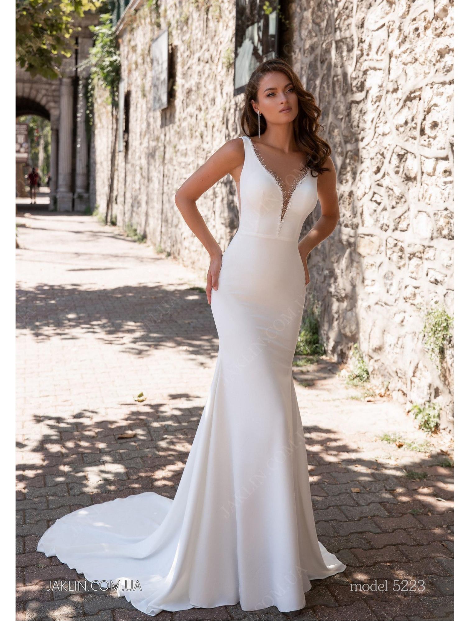 Весільна сукня 5223