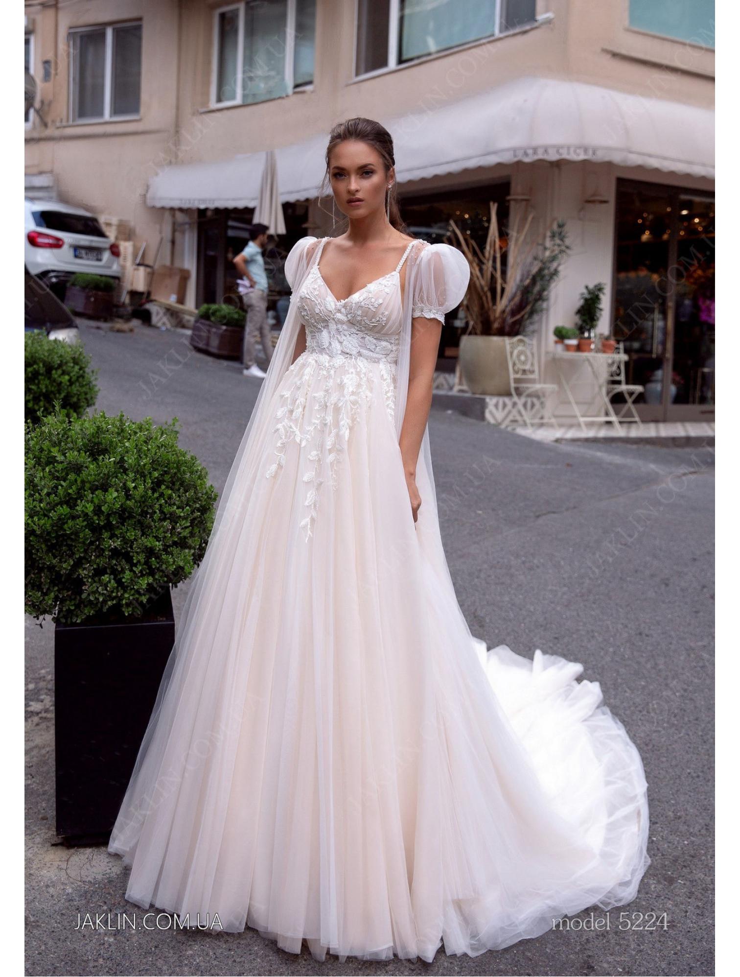 Весільна сукня 5224