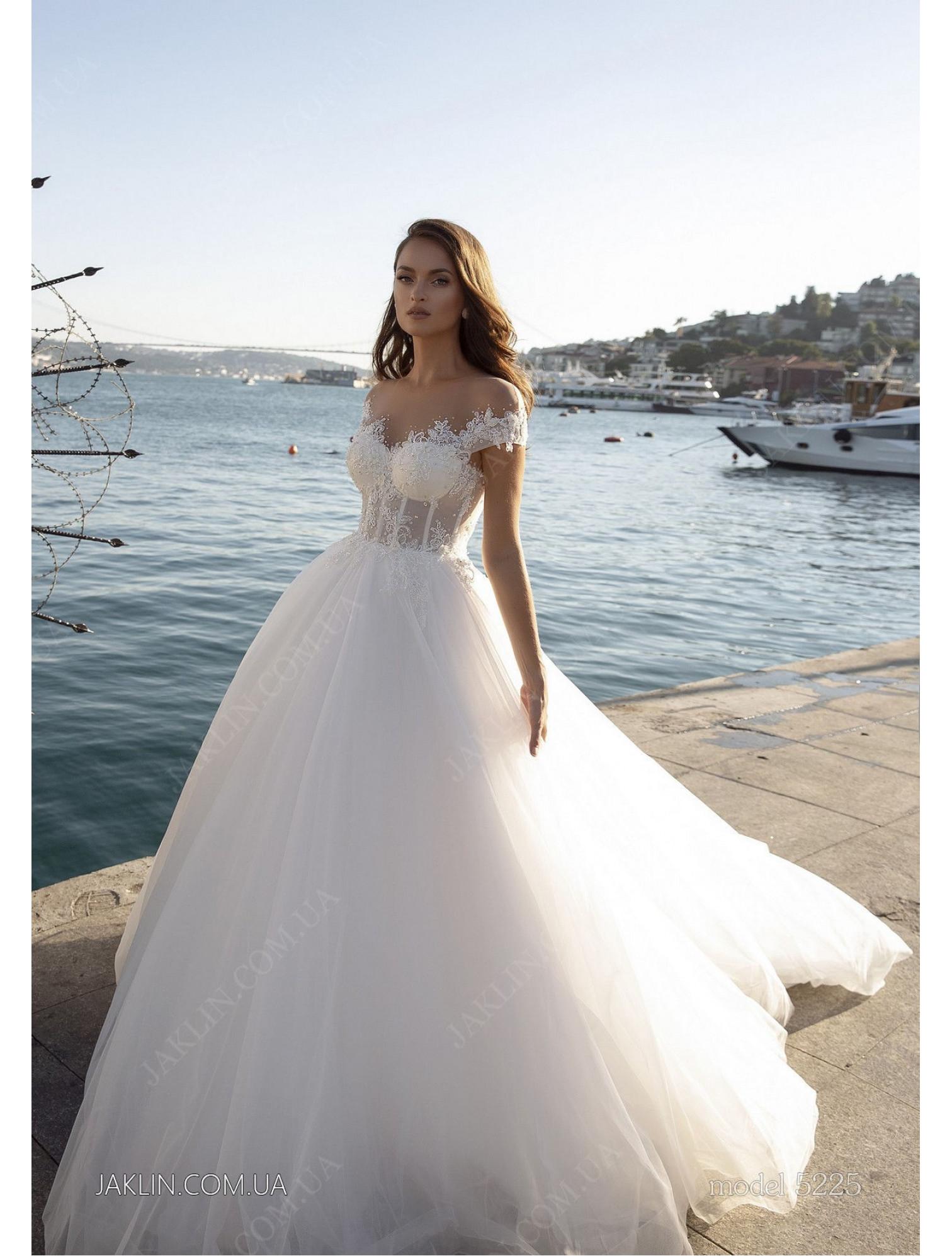 Свадебное платье 5225