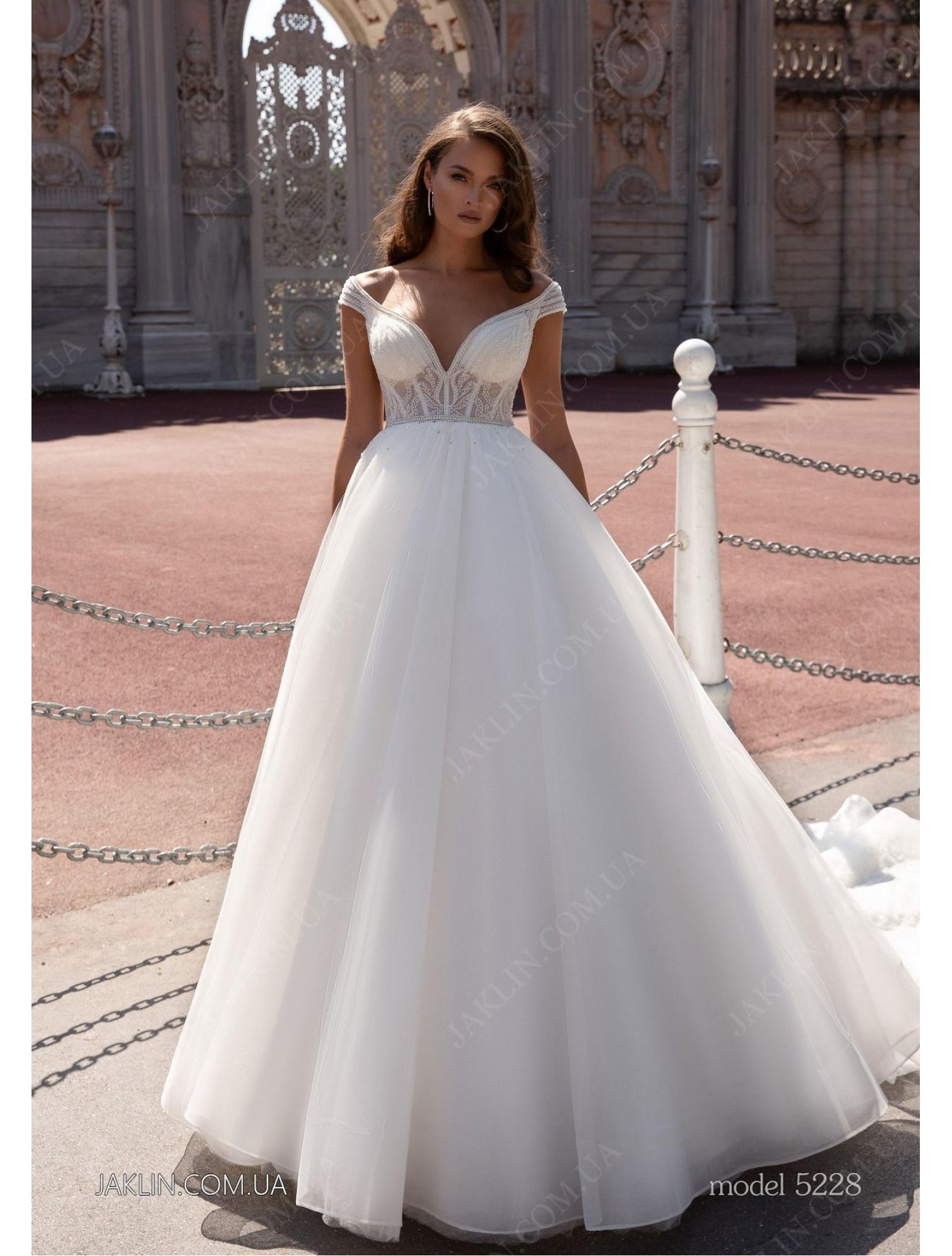 Свадебное платье 5228