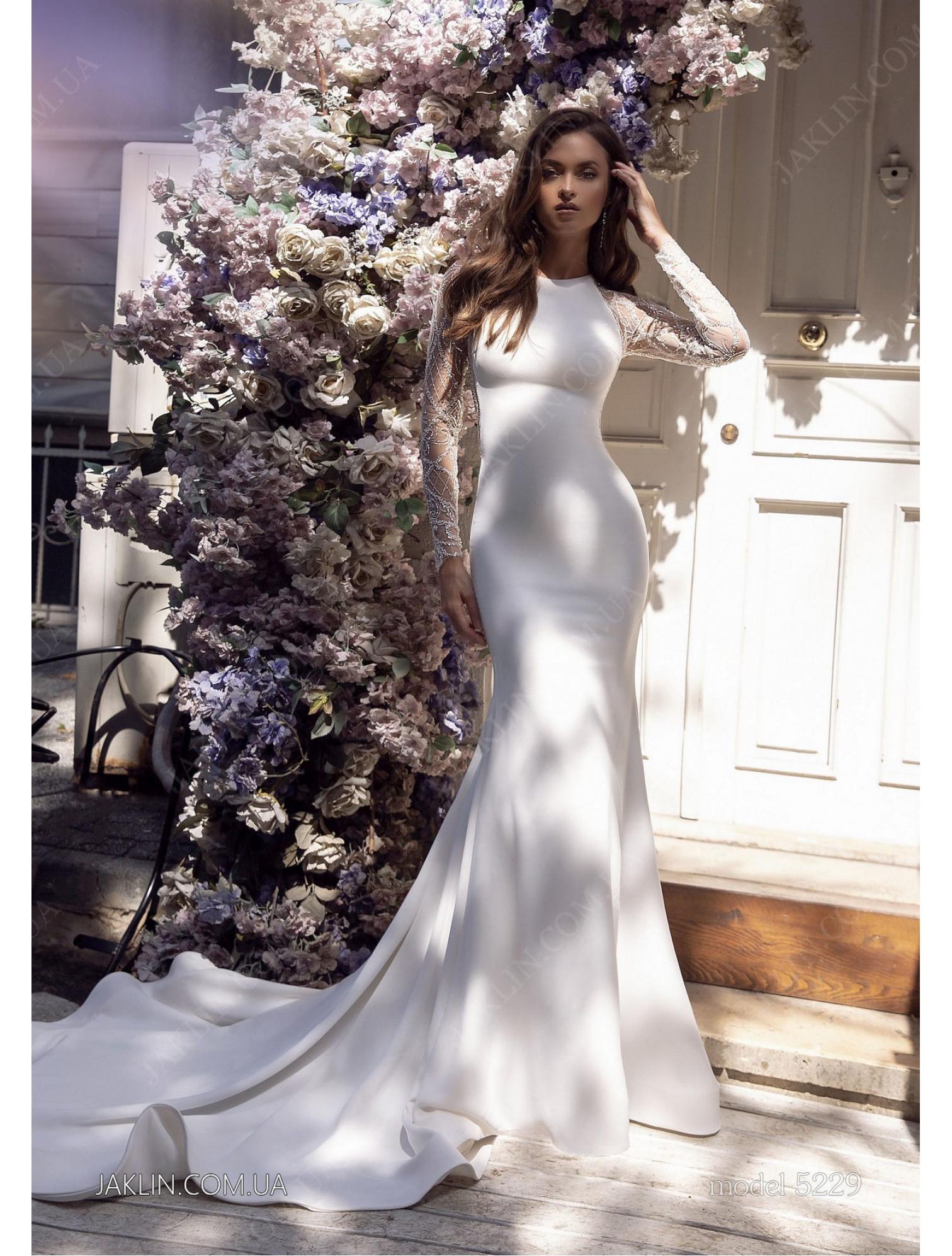 Весільна сукня 5229