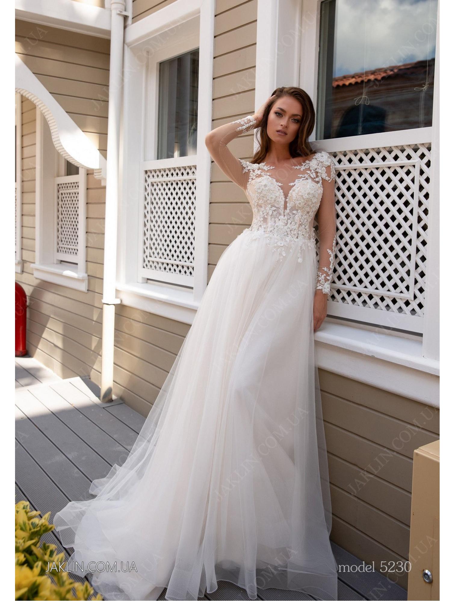 Свадебное платье 5230