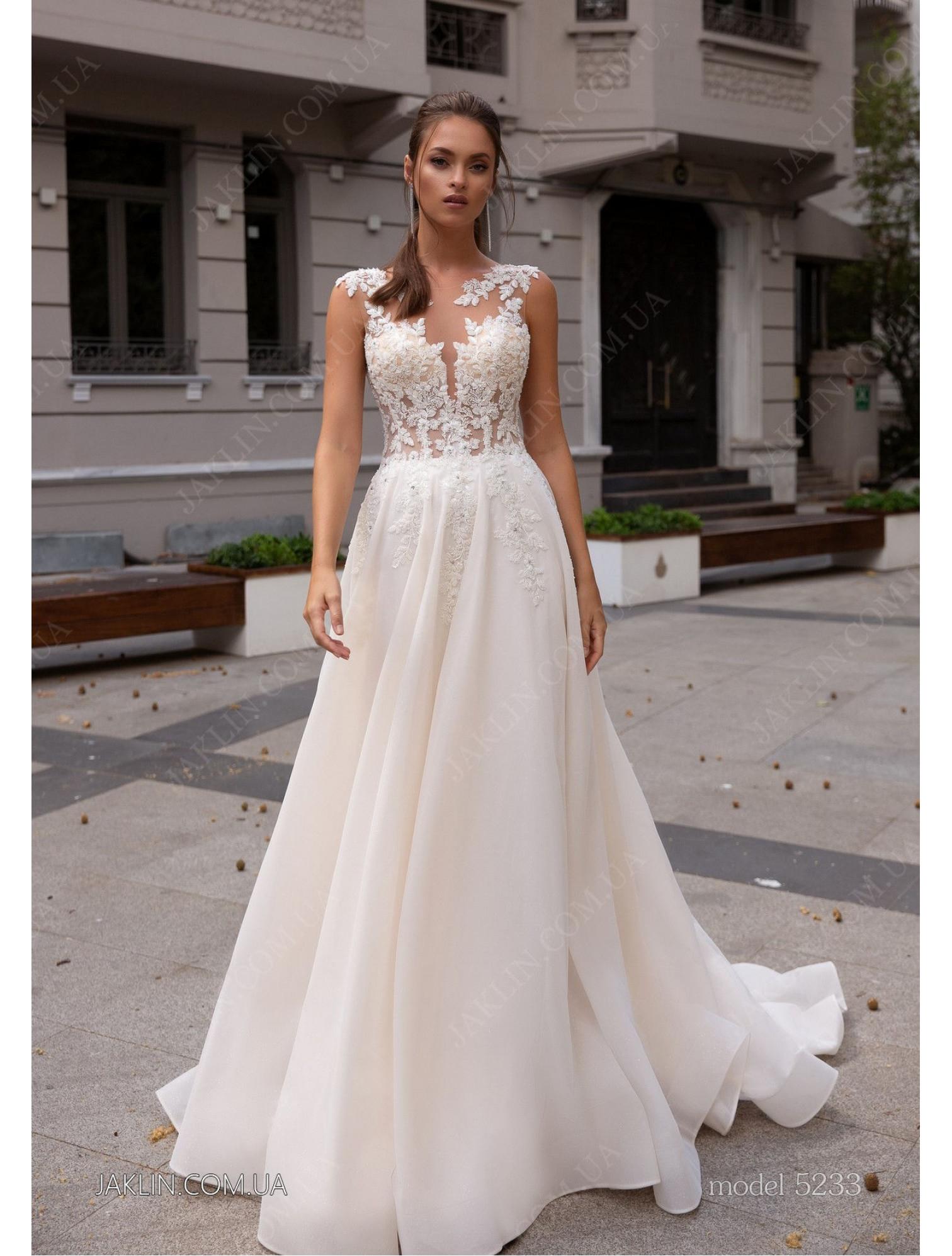 Весільна сукня 5233