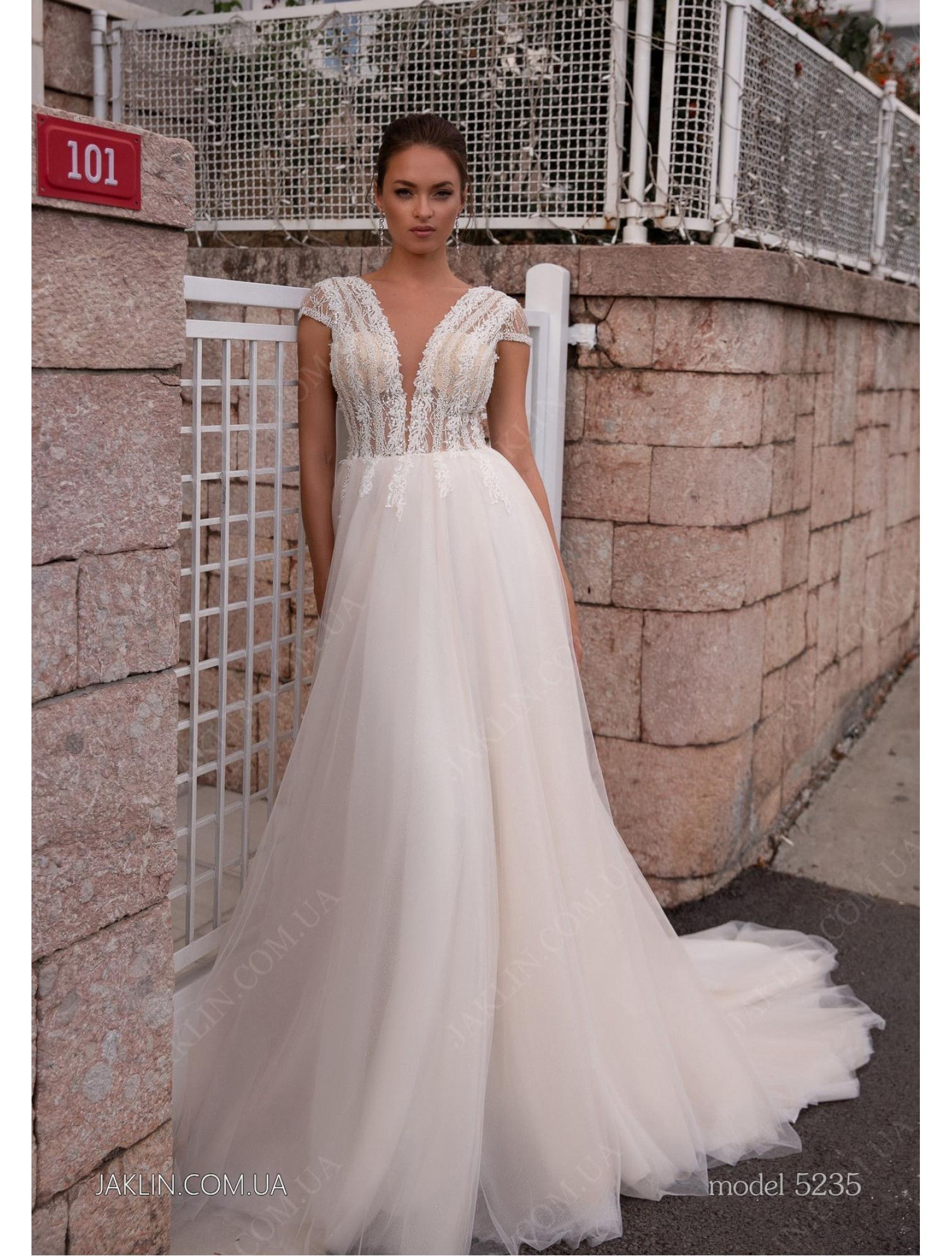 Свадебное платье 5235